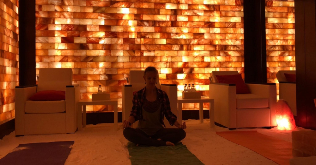 yoga therapy at house of nature
