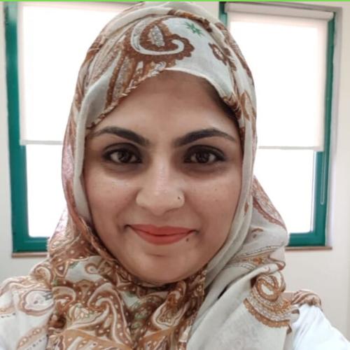 Dr. Arshia Shaikh